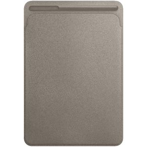 Apple Leather Sleeve for 10.5‑inch iPad Pro Taupe