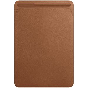 Apple Leather Sleeve for 10.5‑inch iPad Pro Brown