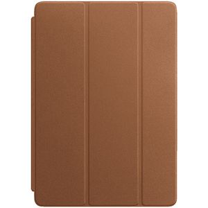 Apple Leather Smart Cover for 10.5‑inch iPad Pro Saddle Brown