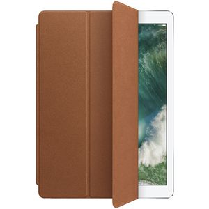 Apple Leather Smart Cover for 12.9‑inch iPad Pro Saddle Brown