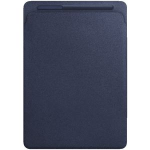 Apple Leather Sleeve for 12.9‑inch iPad Pro Blue