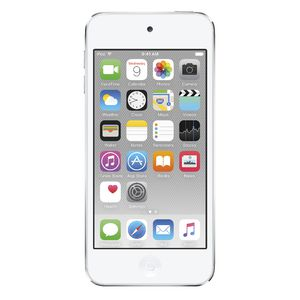 iPod touch 64GB White and Silver