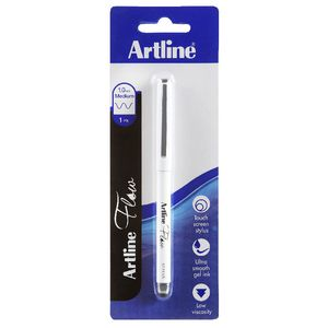Artline Flow Stylus Ballpoint Pen Metal Barrel