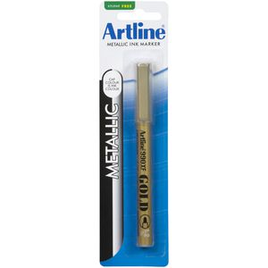 Artline 990 Hangsell Paint Marker Gold