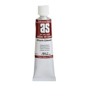 Art Spectrum Oil 40mL Alizarin Crimson S4