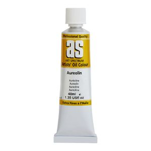 Art Spectrum Oil 40mL Aureolin S5