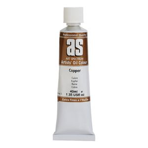 Art Spectrum Oil 40mL Copper S3