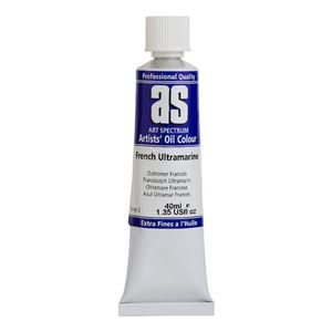Art Spectrum Oil 40mL French Ultramarine S3