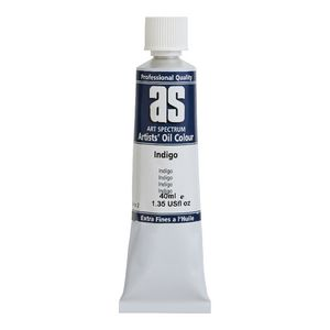 Art Spectrum Oil 40mL Indigo Blue S2