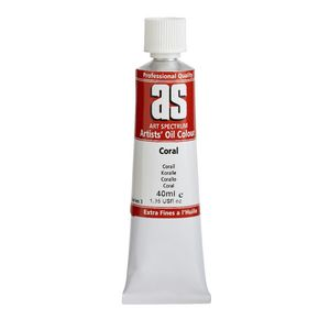 Art Spectrum Oil 40mL Coral S3