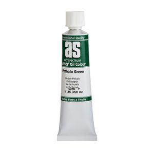 Art Spectrum Oil 40mL Phthalo Green S1