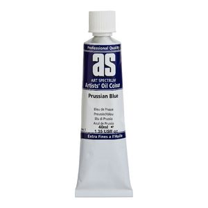 Art Spectrum Oil 40mL Prussian Blue S1