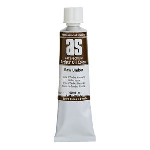 Art Spectrum Oil 40mL Raw Umber S1