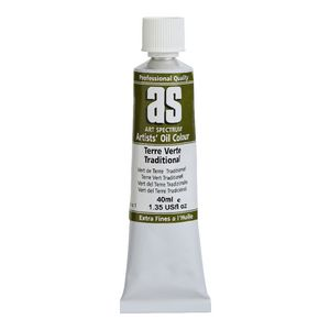 Art Spectrum Oil 40mL Terre Verte Traditional S1