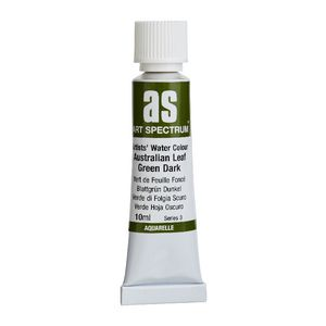 Art Spectrum Watercolour 10mL Australian Leaf Green Dark S3