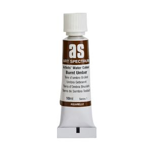 Art Spectrum Watercolour 10mL Burnt Umber S1