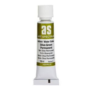 Art Spectrum Watercolour 10mL Olive Permanent Green S2