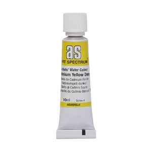 Art Spectrum Watercolour 10mL Cadmium Yellow Deep S4