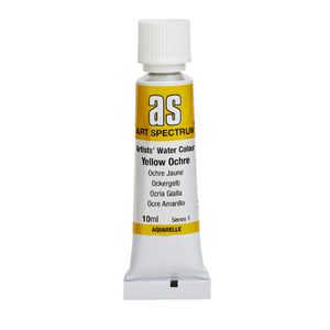 Art Spectrum Watercolour 10mL Yellow Ochre S1