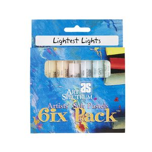Art Spectrum Pastel Lightest Lights 6 Pack