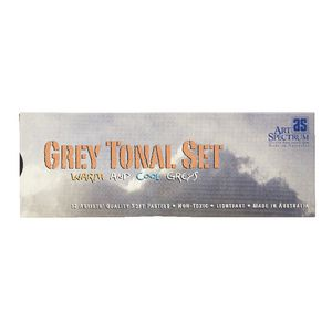 Art Spectrum Pastels Grey Tonal 12 Pack