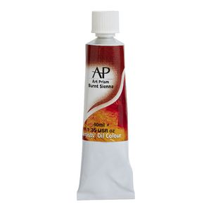 Art Spectrum Art Prism Oil 40mL Burnt Sienna