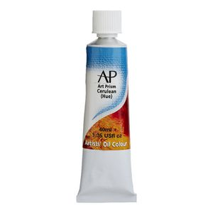 Art Spectrum Art Prism Oil 40mL Cerulean Blue Hue