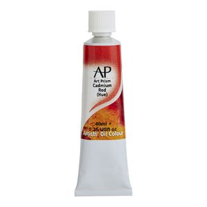 Art Spectrum Art Prism Oil 40mL Cadmium Red Hue