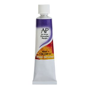 Art Spectrum Art Prism Oil 40mL Dioxazine Purple
