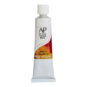 Art Spectrum Art Prism Oil 40mL Titanium White