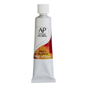 Art Spectrum Art Prism Oil 40mL Zinc White