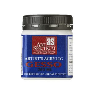 Art Spectrum Acrylic Gesso 250mL