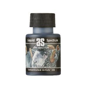 Art Spectrum Liquid Spectrum 50mL Black