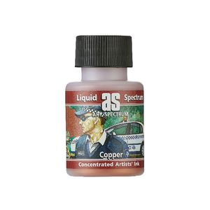 Art Spectrum Liquid Spectrum 50mL Metallic Copper