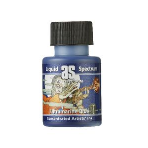 Art Spectrum Liquid Spectrum 50mL Ultramarine Blue