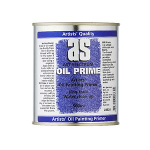 Art Spectrum Oil Prime 500mL