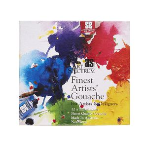 Art Spectrum Gouache Assorted Colours 12 Pack