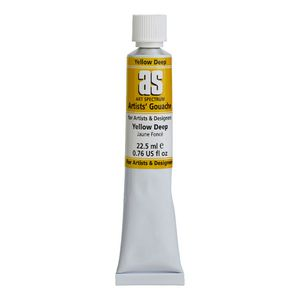 Art Spectrum Gouache 22.5mL Yellow Deep
