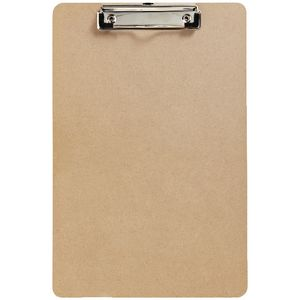 Ausinc A4 Masonite Clipboard
