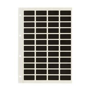 Avery Block Label Black 240 Pack   Officeworks