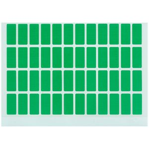 Avery Block Label Dark Green 240 Pack