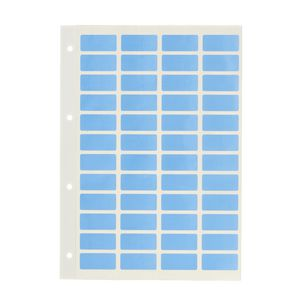 Avery Block Label Light Blue 240 Pack