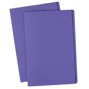 Avery Foolscap Manila Folder Purple 100 Pack
