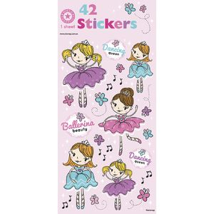 Artwrap Stickers Ballerina