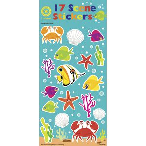 Artwrap Scene Stickers Aquarium