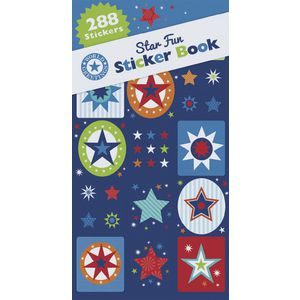 Artwrap Sticker Book Star Fun