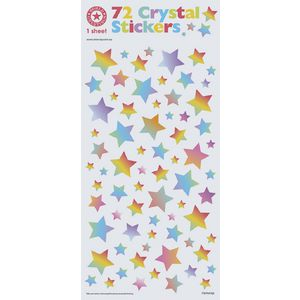 Artwrap Stickers Rainbow Stars