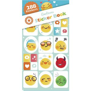 Artwrap Sticker Book Emoticon Version 2