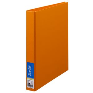 Bantex Binder A4 2 D-Ring 25mm Mango