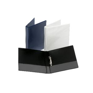 Bantex A4 2 D-Ring Insert Binder 19mm Blue